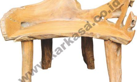 Code : KRA_CHR 001<br> Size   : (100-120) x 40 x 75 cm
