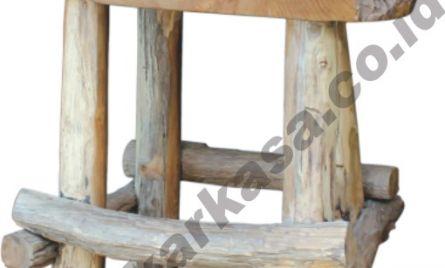 Code : KRA_CHR 004<br> Size   : 60 x 50 x 110 cm