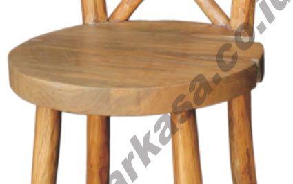 Code : KRA_CHR 005 <br> Size   : 45 x 45 x 80 cm