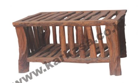 Code : KRA_TBL_CF 013<br> Size   : 100 x 60 x 50 cm