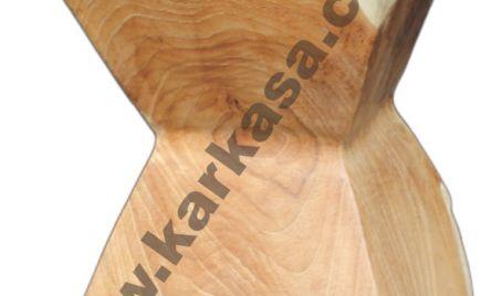 Code : KRA_STL 017 <br> Size   : 30 x 30 x 40 cm