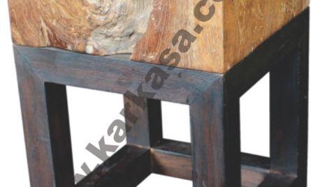 Code : KRA_STL 081 <br> Size   : 30 x 30 x 45 cm