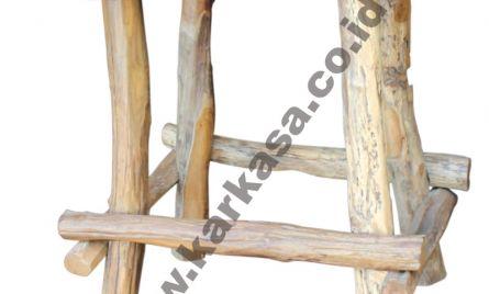 Code : KRA_TBL 003<br> Size   : (80-90) x (50-60) x 100 cm